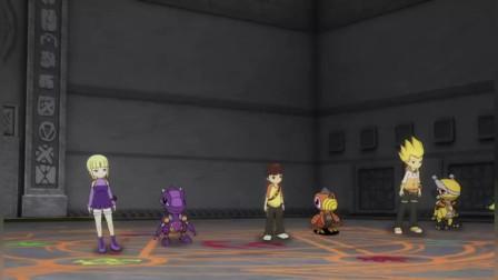 斗龙战士:罗刹暗无要提前复活了,斗龙战士现在的实力不行