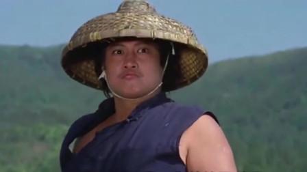 洪金宝和刘家荣的经典动作电影,这一段非常搞笑
