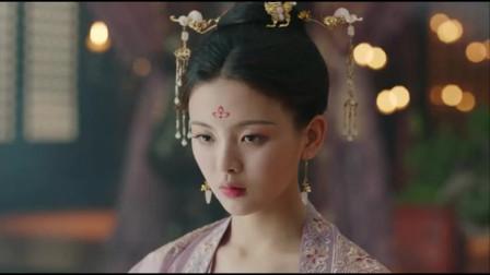 长安诺:若萱给皇后请安,皇后对若萱没有好脸色