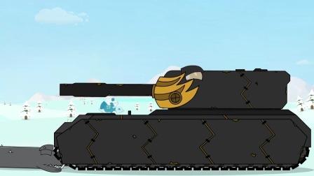 坦克世界:巨鼠坦克