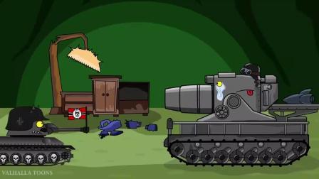 坦克世界:卡尔的炮