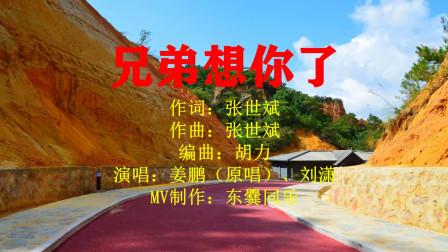 《兄弟想你了》(歌曲)演唱:姜鹏(原唱)、刘潇