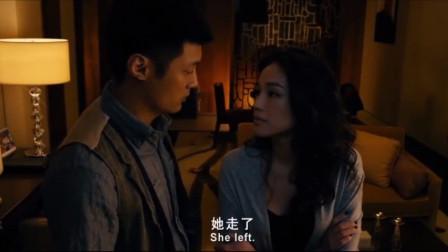 爱情片:余文乐搭档舒淇,你别说,这剧中俩人还真般配!