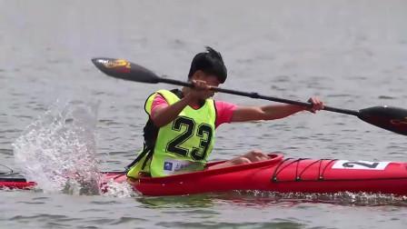 """27秒绝处逢生,堪称教科书!钓鱼人跌落黄河,退役运动员上演""""桨板救人"""""""