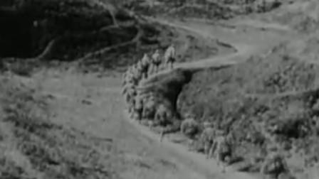 1948年平津战役,为了堵住35军回撤,东北解放军跑步急追10公里!