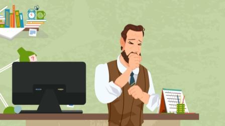 咳咳咳,超一成中老年人都有的慢性支气管炎,到底有多难受?