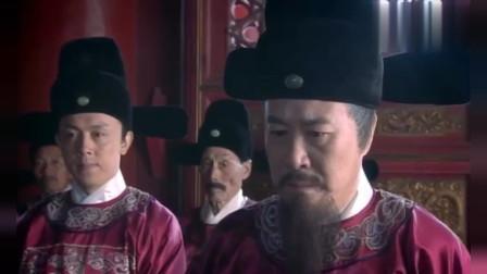 朱元璋让开济摘下帽子,看到他如今样貌,众人惊呆了