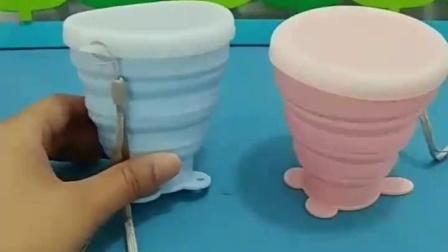 有趣的幼教玩具:你们喜欢喝水还是饮料呀
