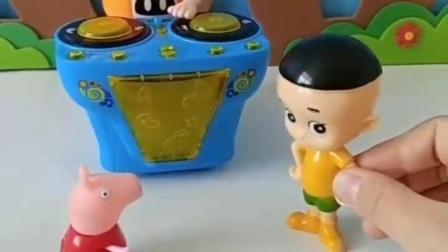 有趣的幼教玩具:你们喜欢大头的朋友吗