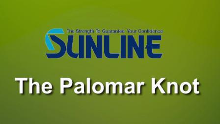 你一定会用到的7个路亚线结-Palomar结