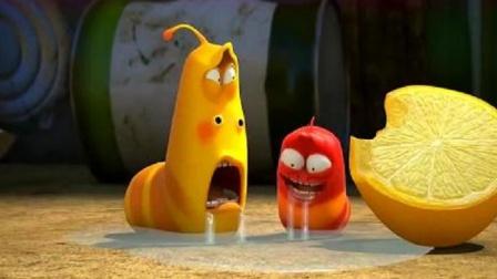 虫子们的演技杠杠的,为了让别人入坑,竟然能忍受柠檬