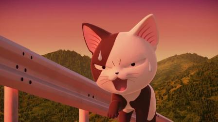 甜甜私房猫:一起去流浪哦