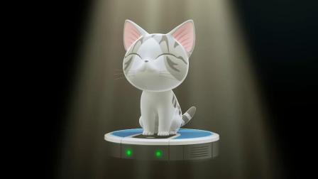 甜甜私房猫:哇,超级大猫咪!