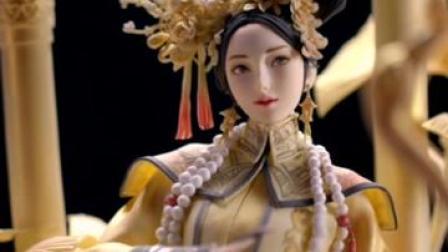 天内!这是什么神仙手艺?中国糖王一出手震惊世界!#东方卫视甜蜜中国