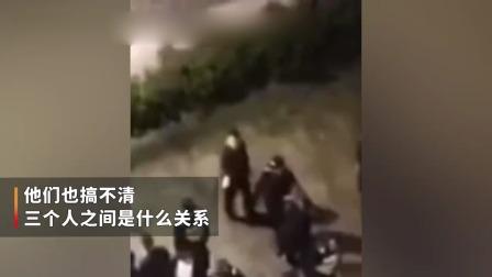 南京一男子捅妻子,捅伤同室男子后从17楼坠亡