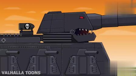 坦克世界动画:奇怪的怜悯