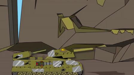 坦克世界:坦克开炮一个接一个的弹壳掉出来