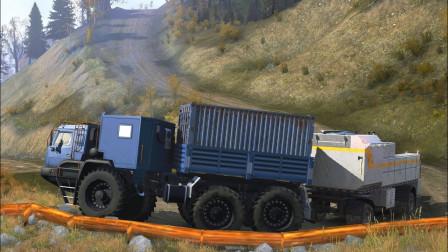 驾驶越野运输拖车维护服务