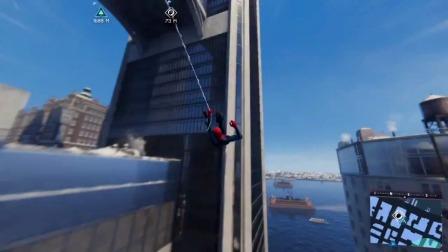 【游民星空】《蜘蛛侠迈尔斯》新实机