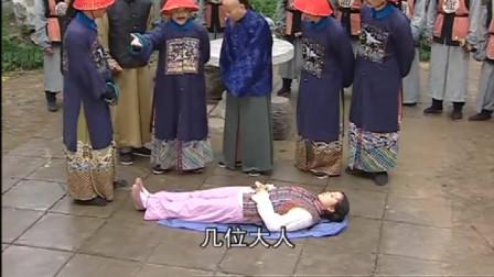 四个知县同堂审问,却不知堂下告状的是皇上,好看了!