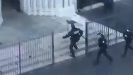 法国尼斯持刀已致3,一女子被斩首