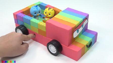 国外少儿时尚,萌宝在自己做玩具车吗,一起去看看吧