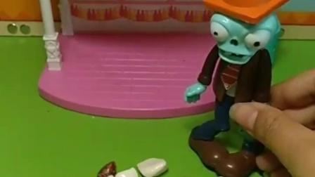 有趣的幼教玩具:佩琪的石头糖哪里去了呀
