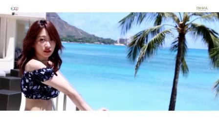 写真 哈妮(hani- EXID女团成员)夏日靓影