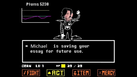 [Undertale + Michael Rosen Mashup] The Mettaton Rosen Rap【略鬼畜】