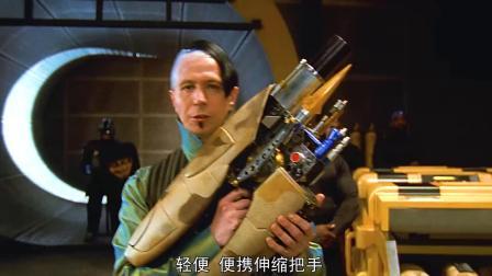 这才是超级武器,融合所有武器于一身