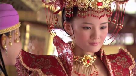 平贵登基为王,代战忍气跪拜,被封为西宫娘娘!
