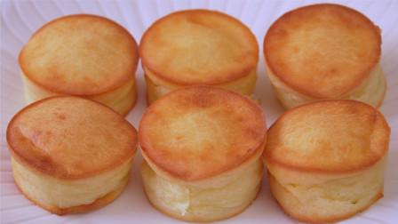 酸奶蛋糕最简单的做法,不用打发,不用泡打粉,比戚风蛋糕还好吃