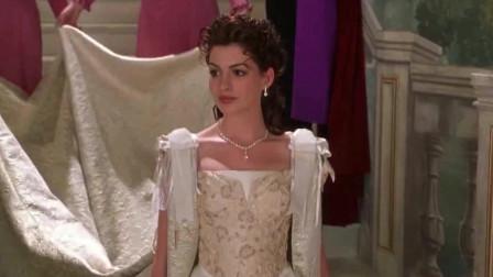 美片《公主日记2》:当公主蜕变成女皇,这加冕仪式真是隆重