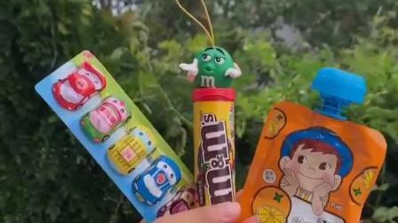 趣味童年:如果是小朋友们会选哪个呢?