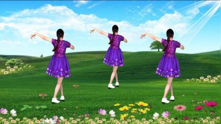 广场舞《花都开了你还不来》很火很流行跳出健康舞出快乐