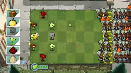 我的世界动画-植物战丧尸-金苹果-MIMO HD