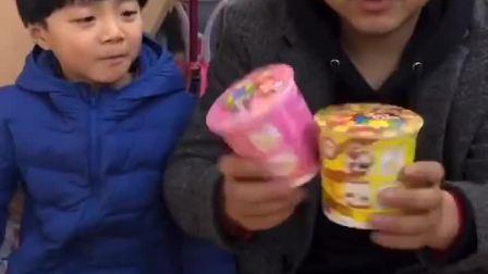 童年趣事:这个摇摇果冻你们想吃吗