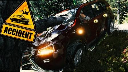 车祸现场模拟器,教你如何救人一命!小泡解说
