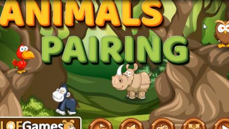 小动物大匹配  游戏
