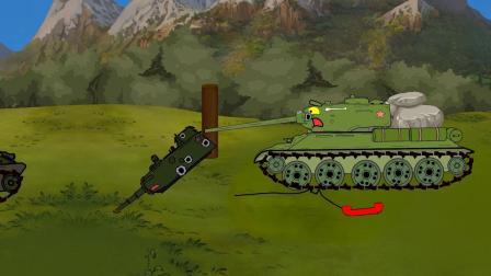 坦克世界:坦克埋伏