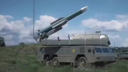 萨姆-6防空拦截来袭战斧巡航
