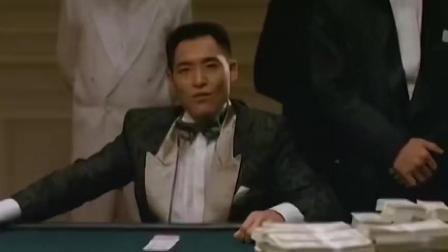 赌尊亚洲赌尊大战日本赌王, 心理战的巅峰对决, 实在精彩了