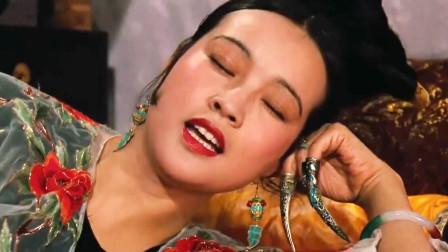 刘晓庆颜值巅峰之作,为上映删除违规镜头,再也拍不出的经典!