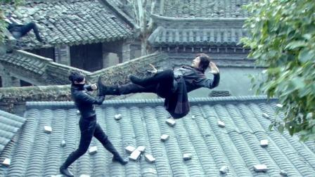 热血奇侠:鬼子大官一老头,哪料老头会中国功夫,招招致命!
