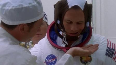 阿波罗13号,火箭点火升空一气呵成,特别是倒计时5秒时的震撼