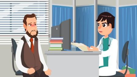 动漫|慢性支气管炎没得治?杀菌?消炎?控制气管炎症那些黑科技