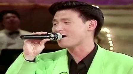 张学友费玉清同台飙歌《偏偏喜欢你》