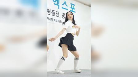 美女舞蹈 :不够高你就开长腿特效