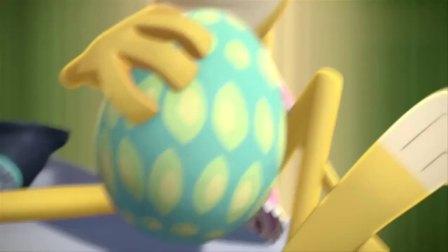 蛋计划:土豆伟大的发明,竟然被萝卜兔说成废铁,他非常生气