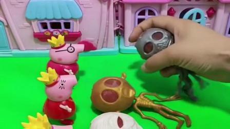 小猪佩奇玩具视频很精彩